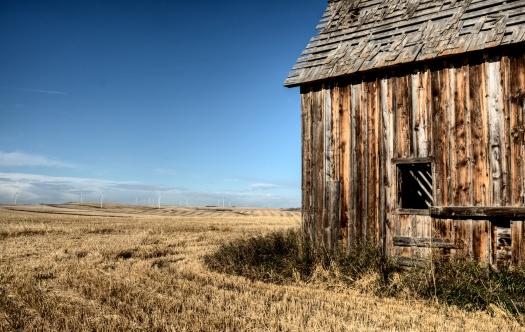Alberta Prairie Building
